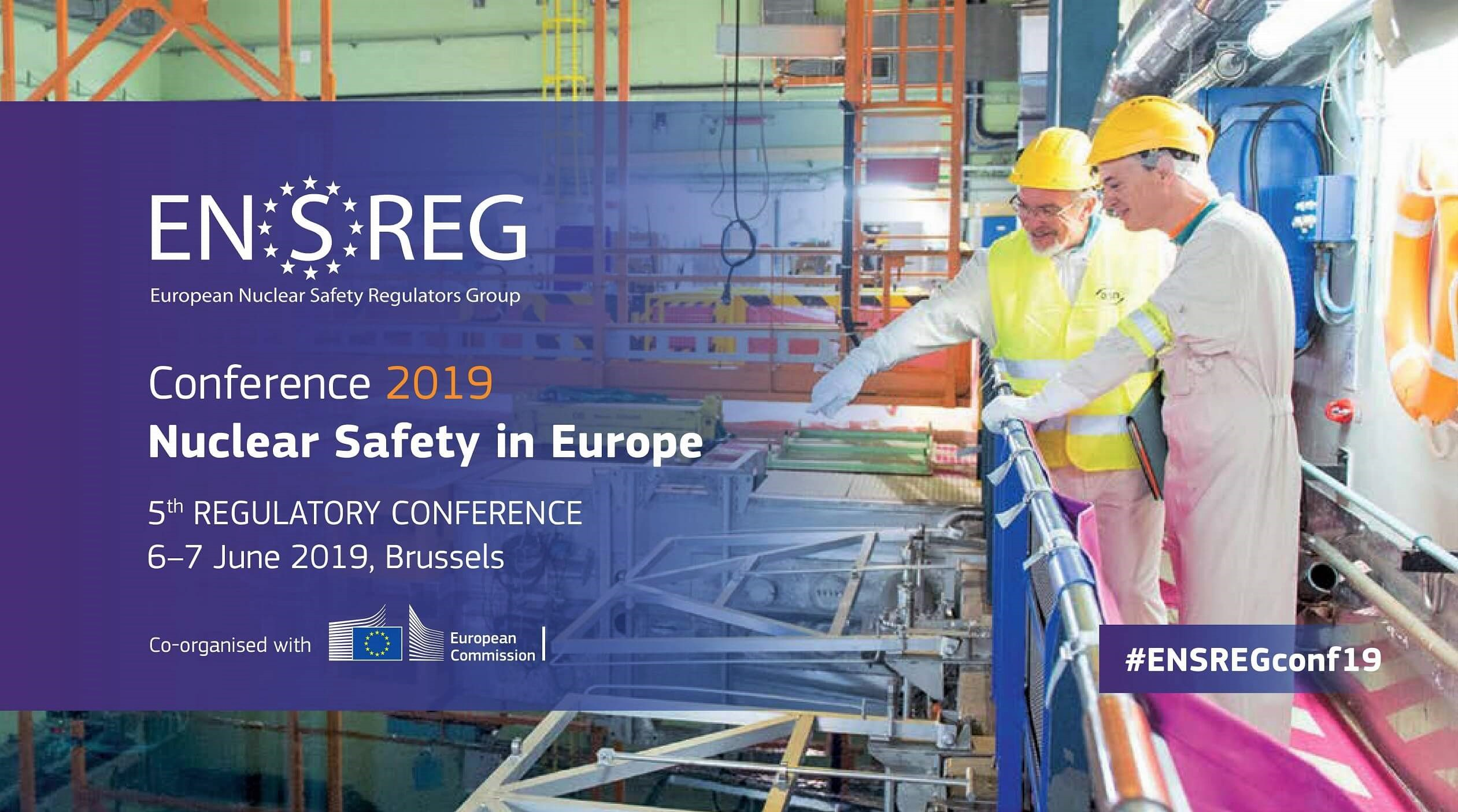 5th Regulatory Conference on Nuclear Safety in Europe