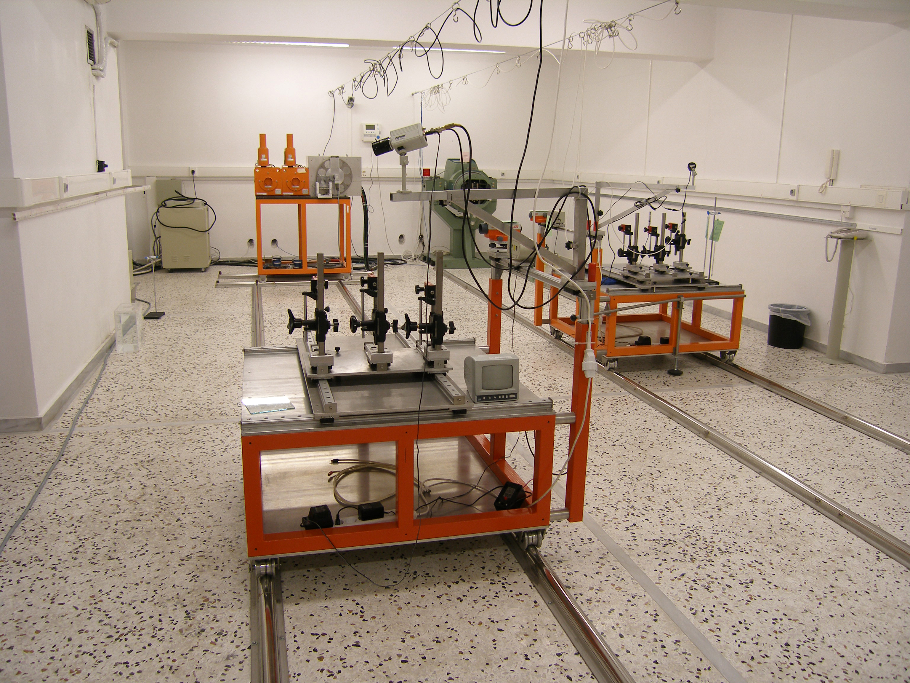 The Ionizing Radiation Calibration Laboratory