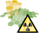 Environmental radioactivity levels